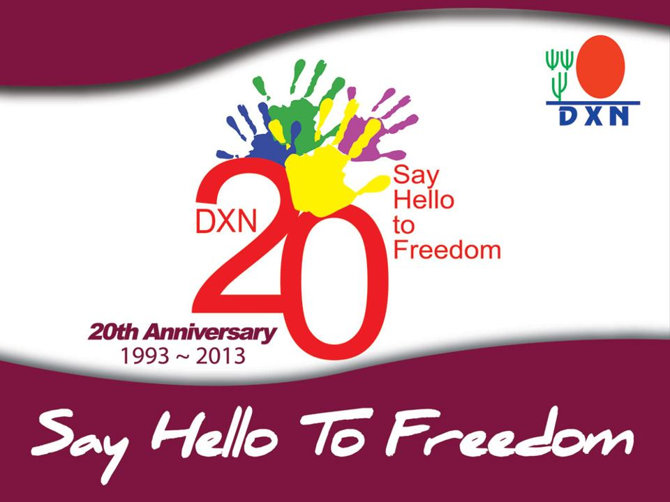 DXN 20 years celebration