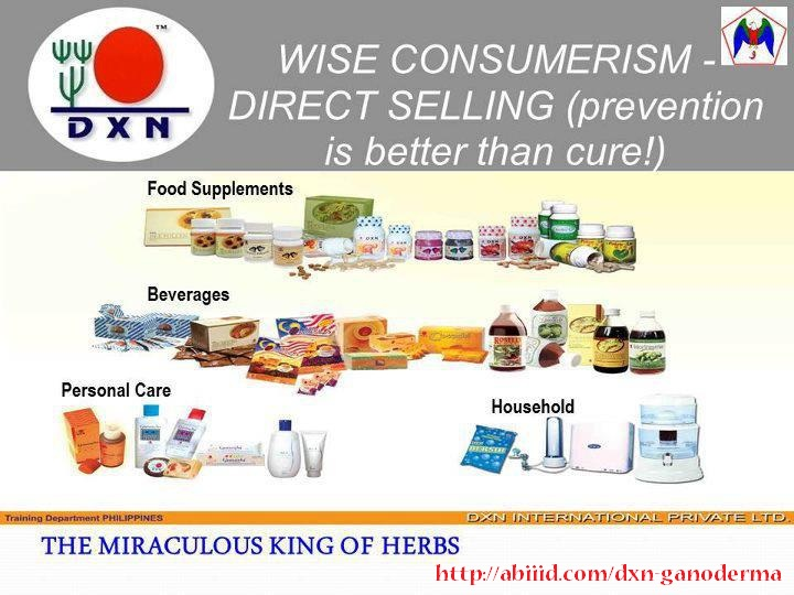 DXN Consumerism