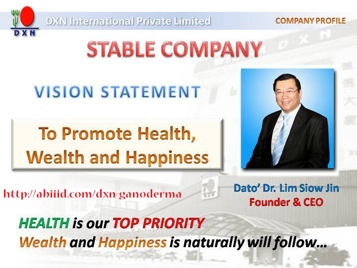 Stable Company - DXN