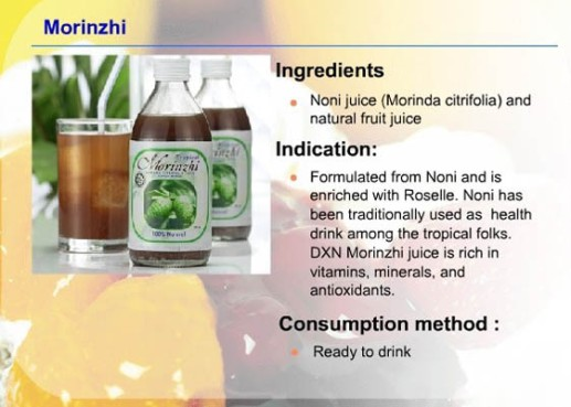 Morinzhi Juice