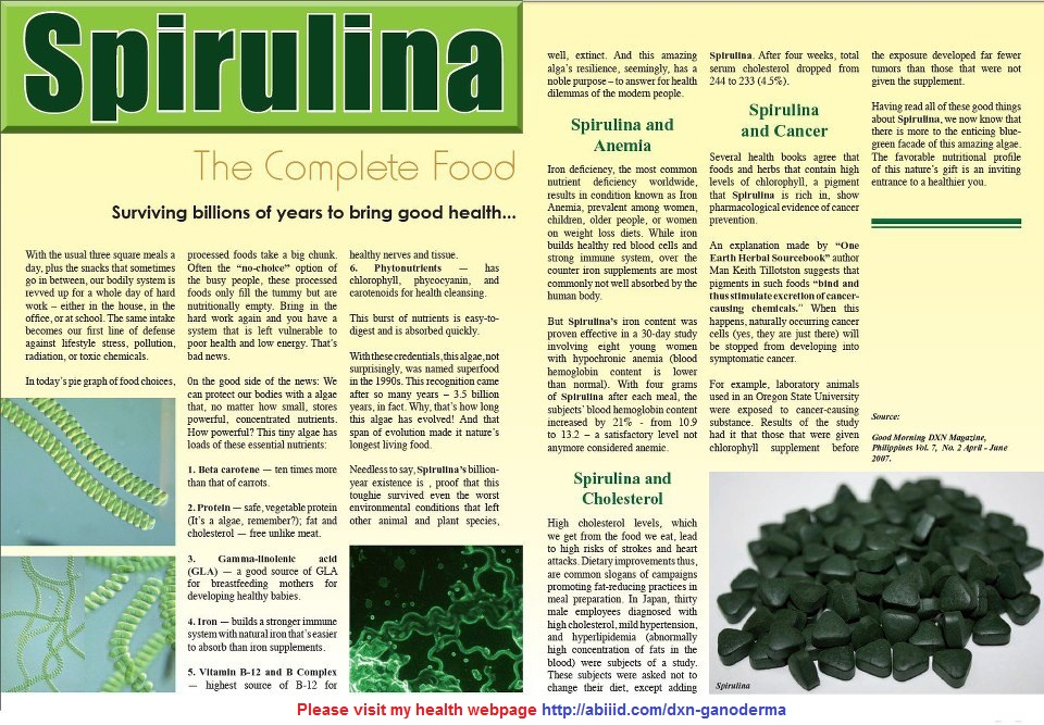 Spirulina explained - Here's what you need to know about this healing superfood